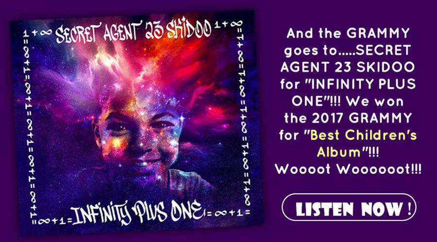Infinity Plus One(格莱美最佳儿童专辑)